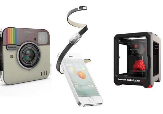 top gadgets of 2014 consumer electronics show