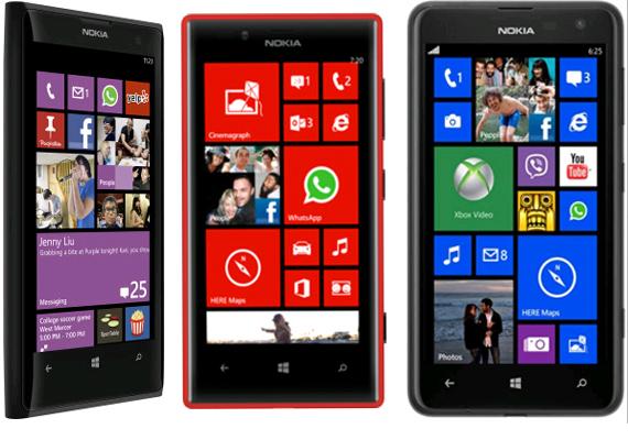 2014 Nokia Smartphones