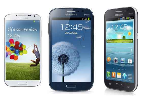 list of best selling mobile phones in india 2014