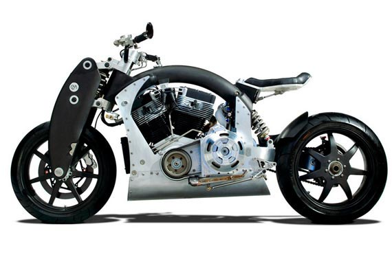 Top 10 cool and unusual motorcycles – Part I