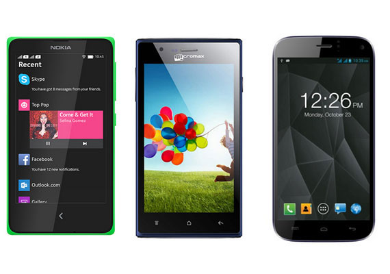 may android phones in india below 10000 with dual sim this not Apple