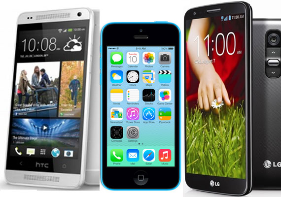 Top 15 smartphones under Rs 35,000 in India
