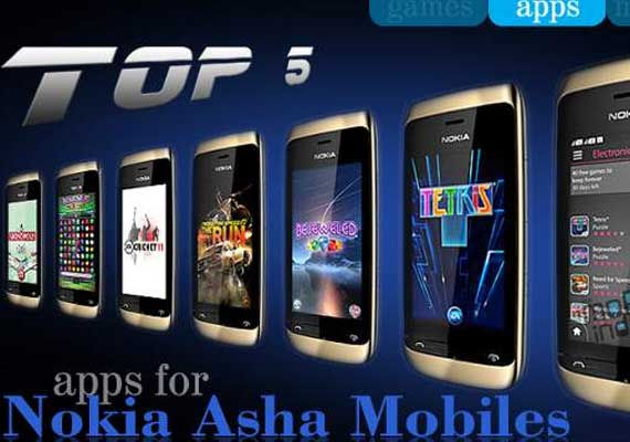 Top 5 must have apps on Nokia Asha 311