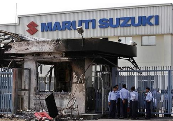US auto workers express solidarity with Maruti, Hyundai staff