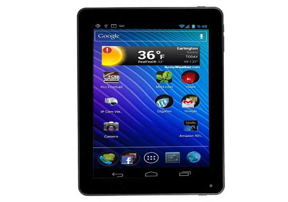 Zync launches 9.7 inch Android tab for Rs 10,990