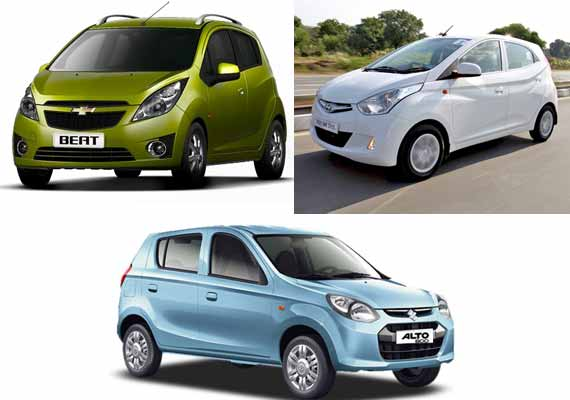 Top 5 value-for-money small cars in India