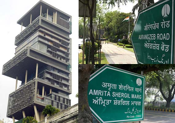 5 of India's most expensive residential streets