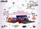 Cure SameGiftSyndrome with ASUS Valentine's Day offer