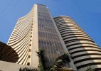 Sensex keeps up tempo, surges 90 pts