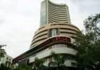 Sensex closes 148 points up at one-month high