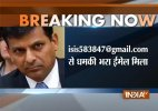 RBI Governor Raghuram Rajan receives threat mail from ISIS