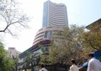 Sensex breaches 30,0000 mark for the first time as RBI cuts repo rate by 25 bps