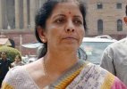 Sitharaman FDI India growing 48 pc falling elsewhere