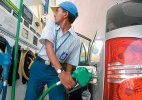 Petrol prices cut by 49 paise/litre, diesel by Rs 1.21