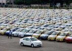 Car sales on low breaking 14-month rise