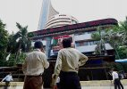 Upcoming US macro data dent markets; Sensex closes 563 points down