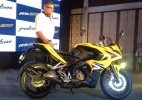 Bajaj Pulsar RS200 launched in India at Rs 1.18 lakh for non ABS, and Rs 1.3 lakh for ABS