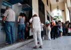 Greece crisis: Greeks hit by closed banks, warnings from eurozone
