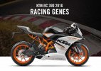 KTM launches the twin team of both RC and Duke 2016 India