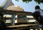 Sensex falls for third day in a row, ends 243 points down