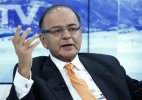 FM Arun Jaitley opens facility for domestic currency paper in MP