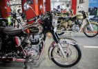 Royal Enfield beats Harley-Davidson in global sales