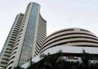 Sensex down 170 points, interest sensitive stocks hit