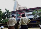 Sensex falls over 700 points on weak GDP