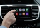 Apple, Google bring smartphone functions to car dashboards