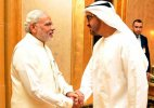 India UAE sign seven agreements including cyber security