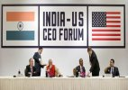 Want to see more investment between both nations says Obama at Indo-US CEOs meet