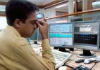 Sensex down 383 points, banking stocks fall