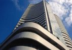 Sensex surges over 200 points; capital goods stocks gain