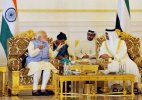 India UAE likely ink 16 pacts investment oil and IT top agenda
