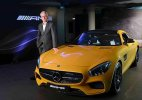 Mercedes launches AMG GT S in India priced at Rs 2.4 crore