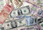 Rupee drops 34 paise to one-week low at 66.48 against USD