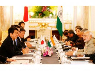 Red carpet, not red tape, awaits you in India: Modi tells Japanese industry
