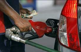 Petrol price cut ; diesel gets costlier