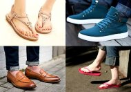 Beyond the soles: 5 must have footwears for this summer!