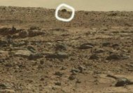 Giant Mouse on Mars spotted by NASA curiosity rover