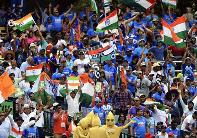 indian flag cricket matches