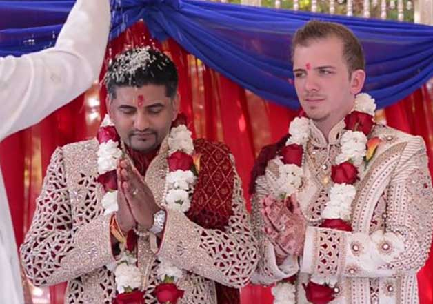 Homosexual couples in india