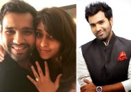 Rohit Sharma's Bollywood 'ishtyle' proposal to girlfriend Ritika