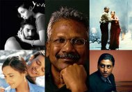 #HappyBirthdayManiRatnam: The sorcerer of cinema, life and shades of grey
