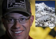 Inspiring! Ex-Marine with an amputated leg is hell bent for #MissionEverest