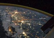Pic of the day: India-Pakistan border glitters in stunning NASA photograph