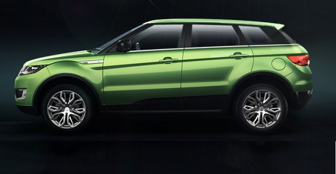 Range Rover Makers Pissed Off With This Chinese Replica Of