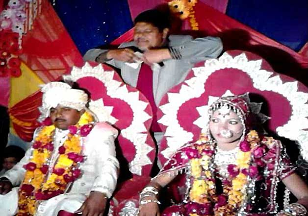 bride dumps groom at wedding in india