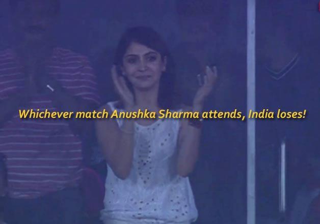 anushka sharma indian cricket belief