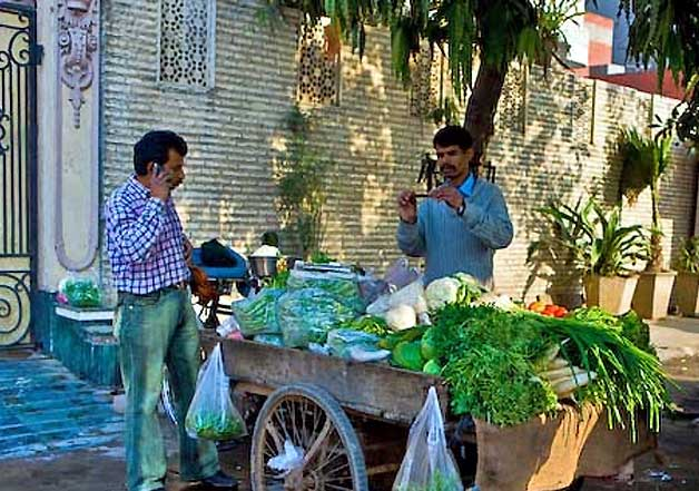 vegetable seller success story